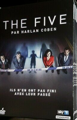 Coffret DVD complet de la série THE FIVE par Harlan Coben