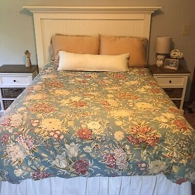 Pottery Barn Grand Lit Queen Duvet