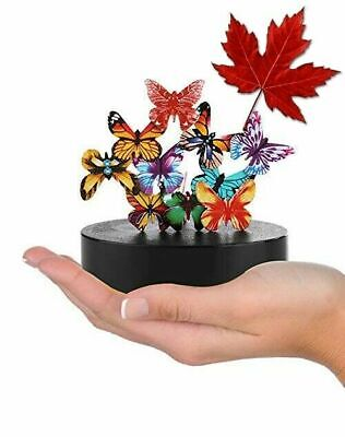 Magnetic Desk Toys Magnetic Sculptures Adults Relief Stress Brain Training In...