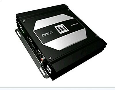 Gently Used Dual Electronics XPA2500 2/1 High Performance Power Car Amplifier