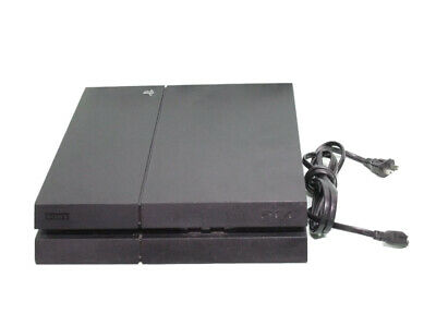 Sony PlayStation 4 500GB Console - Jet Black COMES WITH PREDATOR HUNTING GROUNDS