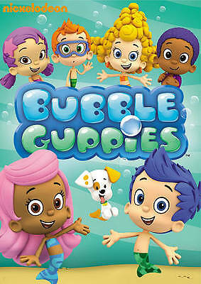 Bubble Guppies DVD, ,