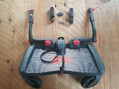 Lascal Buggy Board Maxi With all Connectors - hardly used Excellent Condition