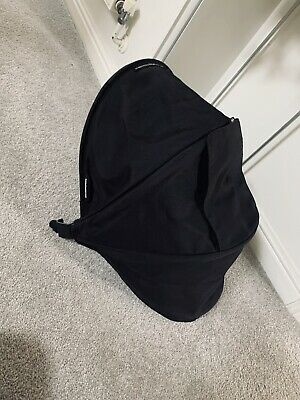 Baby Jogger City Select Hood Black Replacement Canopy