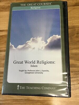 World Religions Islam Great Courses 6 CDs Guidebook Teaching Company