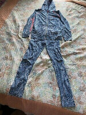 Pineapple Girls Tracksuit 11/12 Years Exc Cond