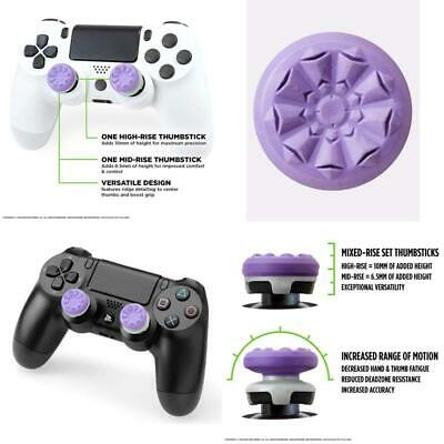 KontrolFreek FPS Freek Galaxy Purple for PlayStation 4 (PS4) Controller | Perfor