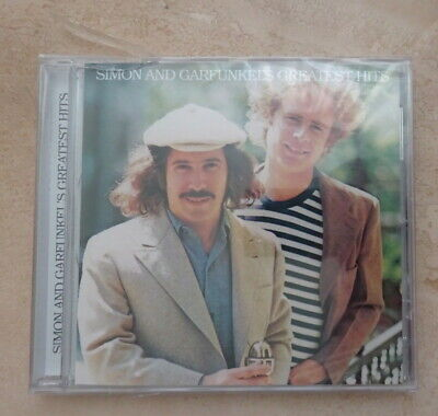 Simon and Garfunkel's Greatest Hits -  CD -NEW-DAMAGED