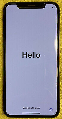 Apple iPhone XS - 64GB - Gold (AT&T) A1920 (CDMA + GSM) CLEAN ESN Excellent Con