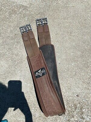 "Professional's Choice 46"" Ventech Girth Brown"