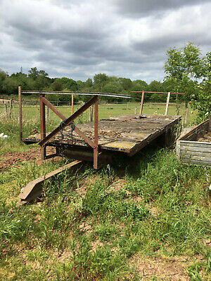 Bale Trailer for Carting