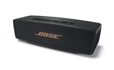 Bose SoundLink Mini II Bluetooth Speaker | Copper Black | NIB Unopened *Sealed*
