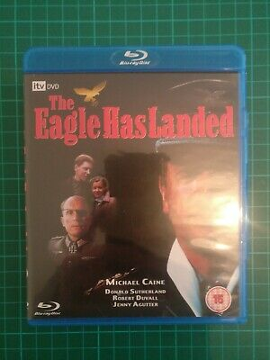 The Eagle Has Landed [Blu-ray] The Cheap Fast Free Post