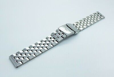 New 20mm Breitling Solid Stainless Steel Replacement Bracelet