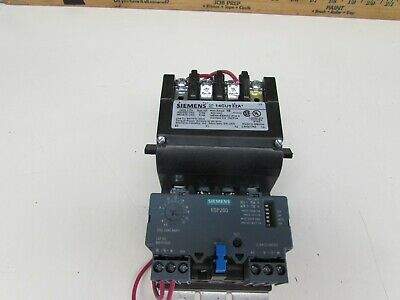MAKE OFFER SIEMENS 40EP22A* SIZE 1-3//4  CONTACTOR  40 AMP  EXCELLENT