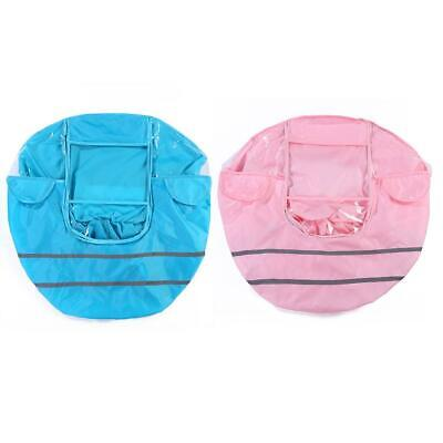 Universal Baby Stroller Accessories Waterproof Rain Cover Dust Shield Tool BEST