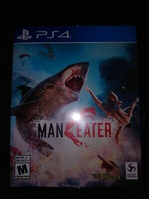 ManEater (PS4 / PlayStation 4) Used
