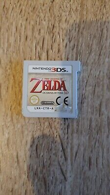 The Legend Of Zelda Ocarina Of Time - NINTENDO 3ds sans boite