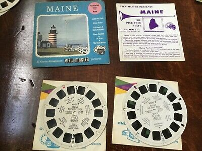 Sawyers viewmaster Maine