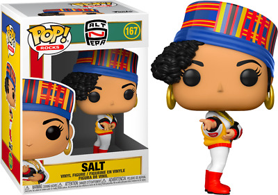 Funko Pop! Rocks: Salt-N-Pepa - Salt 167 45379 In stock