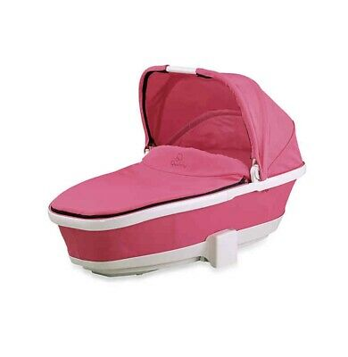 Quinny Tukk Foldable Carrier, Pink Precious~ Previous Store Display