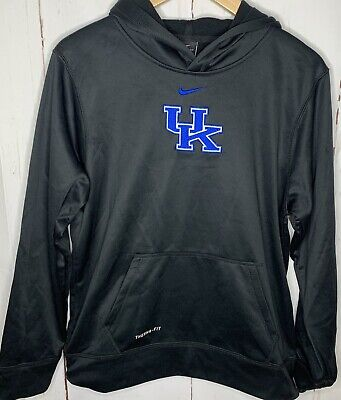 New Nike Therma Fit Kentucky Wildcats UK Youth Size XL Hoodie Boys Girls M