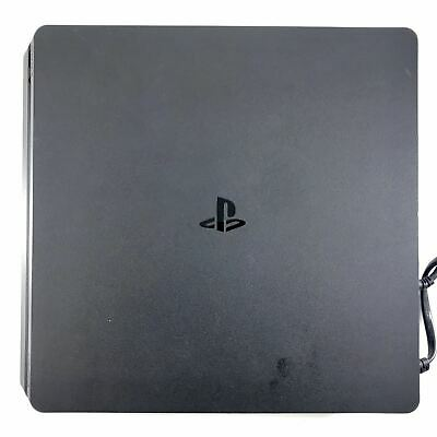 Sony Playstation 4 Slim PS4 500GB Black Console