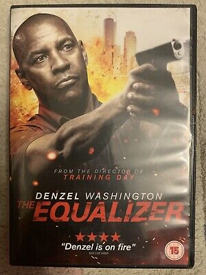 The Equalizer - DVD