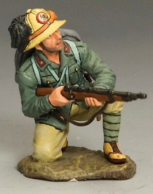 King & Country Italian Forces If021 Kneeling With Rifle Mib