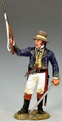 King & Country Remember The Alamo Rta050 Gallant Colonel Trvis Mib