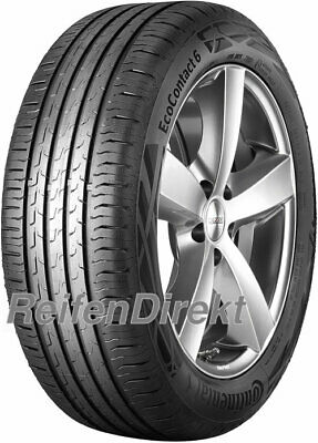 185/55 R16 83V Continental EcoContact 6 Sommerreifen