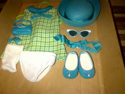 """3x 18/"""" American Girl Doll Melody/'s Sunglasses Meet Accessories 60s Gift Toy Rare"""