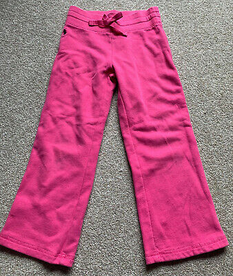 Polo Ralph Lauren Girl's Pink Tracksuit Jogging Bottoms Age 5