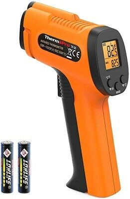ThermoPro TP-30 Digital Laser Infrared Thermometer Gun For Surface Temperatures
