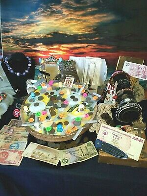 Junk Drawer Coins, Currency, Amazing Jewelry And Much More My Friend!!