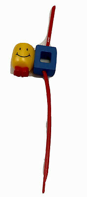 Sonic Drive In 2009 Wacky Pack Straw Tater Tot Toy