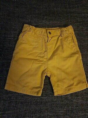M&S Marks and Spencer Autograph Baby  Boys Shorts 12-24 Months Great Condition