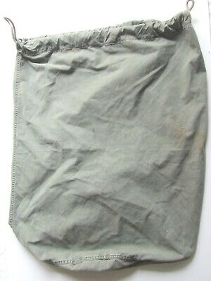 WW2 1940's US MILITARY ARMY - MARINES OLIVE DRAB #7 BARRACKS LAUNDRY BAG