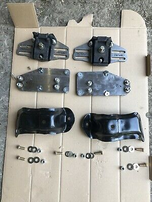 1967-1972 Chevy/Gmc Adjustable Ls Swap Motor Mounts