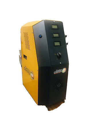 carbon cleaning machine