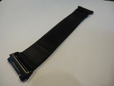 For Fitbit Ionic Replacement S/L Metal Milanese Loop Band Watch Strap Bracelet
