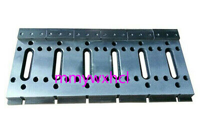 1x CNC Wire EDM Fixture Board Stainless Jig Tool For Clamping Level 70-220mm Jaw