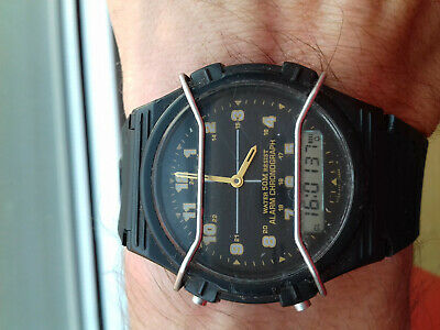 CASIO VINTAGE TS 100 MODULE 815 WATCH ULTRA RARE JAPAN T  YXIDl