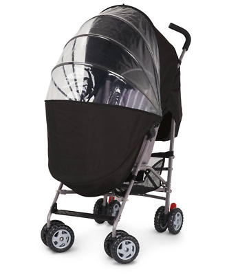 Mothercare universal rain cover & sun canopy Fits most prams pushchair strollers