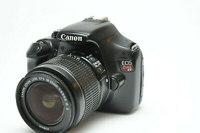 Canon EOS Rebel T3 DSLR Camera with EFS 18-55mm IS Lens Kit *Untested FOR PARTS*