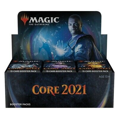 Magic Core Set 2021 Booster Box (English)