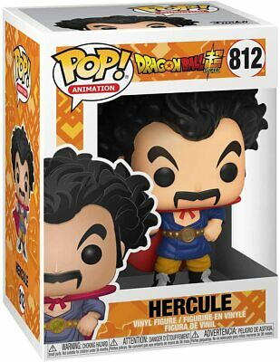 Funko Pop! Animation: Dragon Ball Super - Hercule 812 47682 In stock