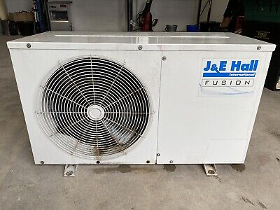 J & E Hall Condensing Unit 0.88HP 240v R404a