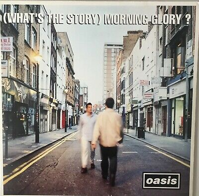 OASIS: What's The Story Morning Glory (Original Damont Pressing)