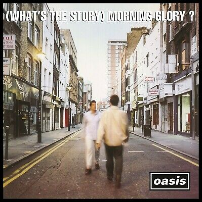 OASIS / (What's The Story) Morning Glory / 1 CD / 1995 / Zustand: sehr-gut